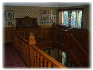 Berthlwyd Hall self catering accomodation North Wales